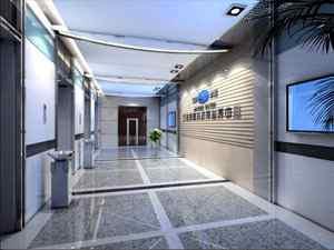 指挥中心办公楼效果图案 -南京设计师学会--南京室内设计网 - 南京设